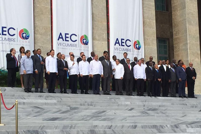 Prime Minister Harris leads St.Kitts-Nevis delegation to ACS Summit in Cuba