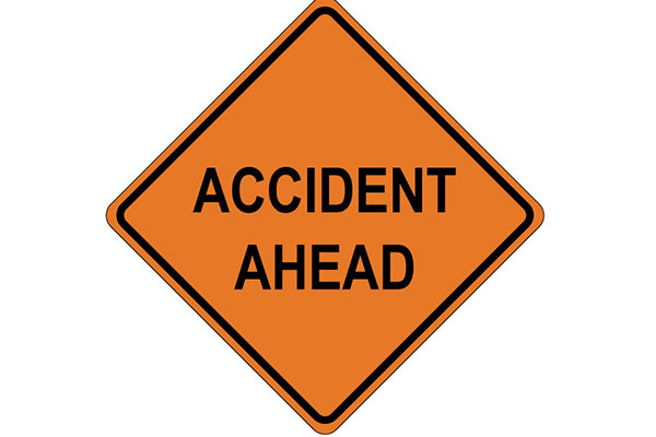 Two-Vehicle Accident on Ft Williams Highway