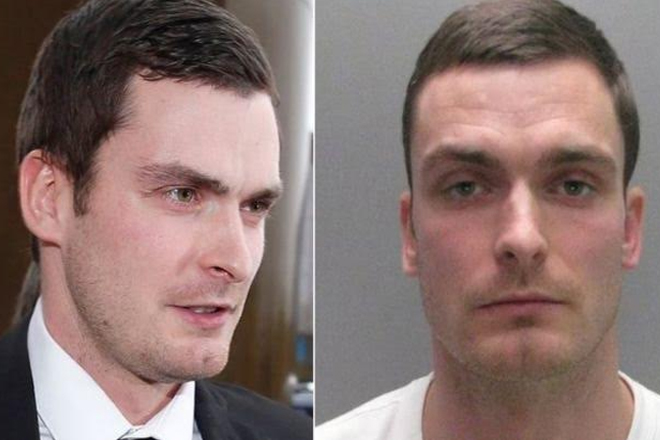 Adam Johnson guilty of child sex charge