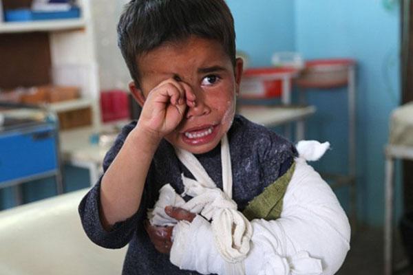 Rockets, gunfire herald start of Taliban's spring offensive in Afghanistan