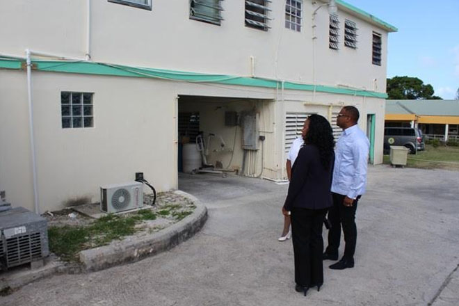 Nevis Health Minister pledges NIA's commitment to improve healthcare on Nevis