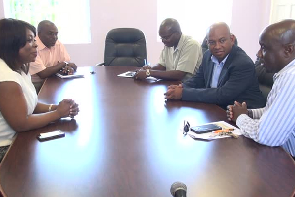 Nevis' Natural Resource Minister thanks OAS for continued assistance