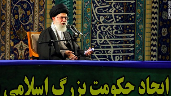 Iran's supreme leader has prostate surgery