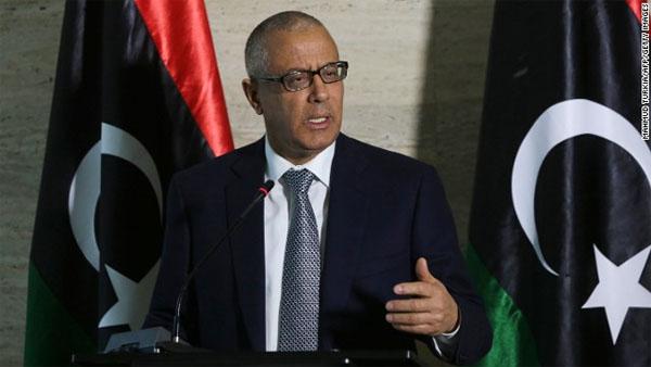 Libyan PM dismissed after tanker escapes with rebel oil