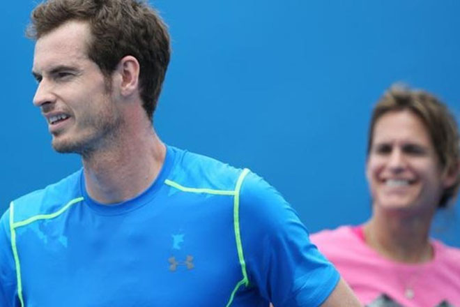 Andy Murray split from Amelie Mauresmo no surprise – Serena Williams' coach