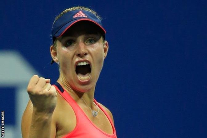 Angelique Kerber says becoming number one 'sounds amazing'
