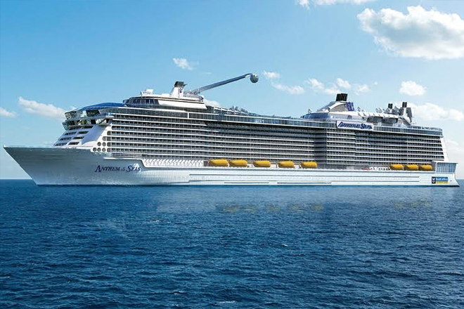 Caribbean Cruise Ship Battered By Hermine in Second Rough Ride This Year