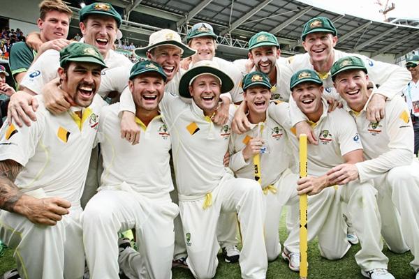 Australia reclaim No.1 Test ranking