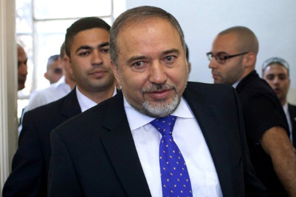 Israel charges 3 Palestinians in alleged plot to kill foreign minister