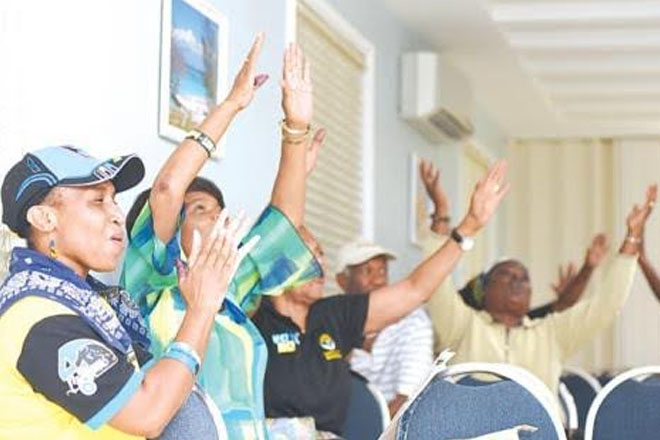 Bahamians reject gender equality referendum
