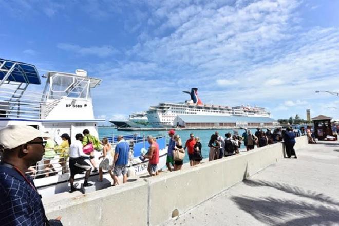 Hurricane Matthew Isn't Keeping The Bahamas' Tourism Down