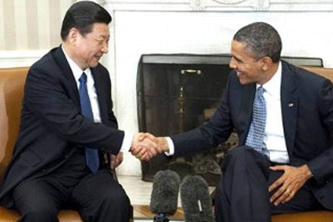 President Obama reaffirms US commitment to Taiwan