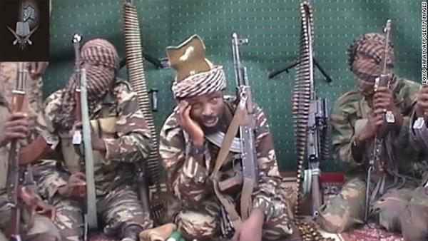 Nigerian police say they've arrested senior Boko Haram member
