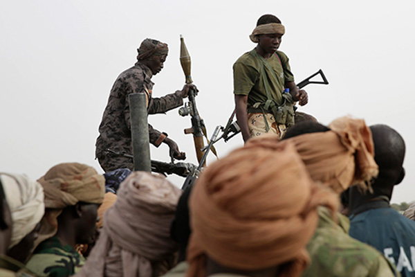 Troops from Chad, Niger retake Nigerian town from Boko Haram