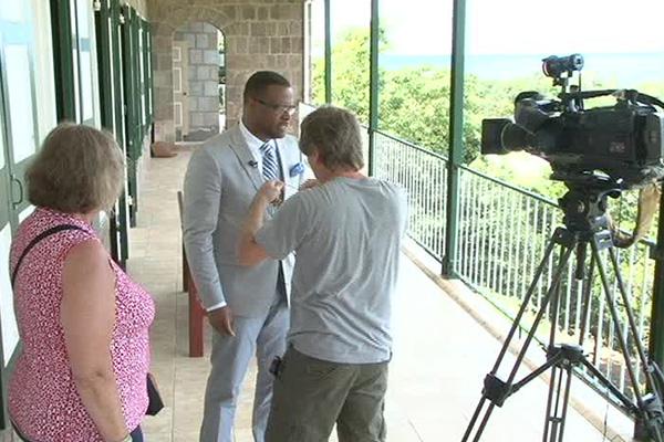 Boston's Chronicle programme to showcase Nevis