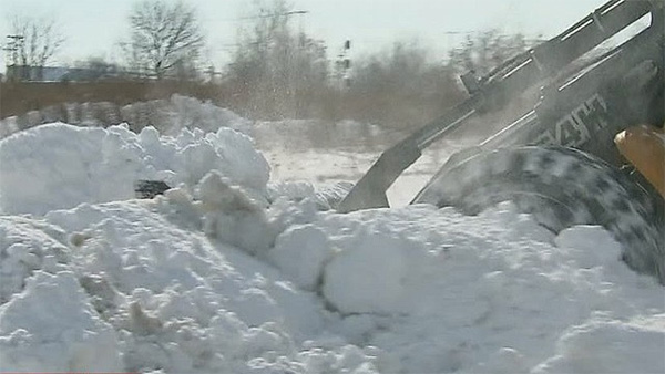Eight dead in storm as Buffalo braces for more snow