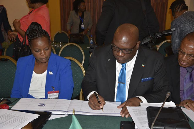 Caucus of CARICOM Heads of Government continues today