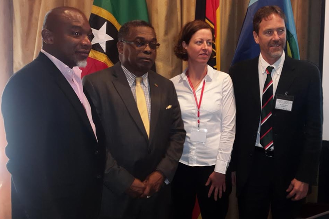 Regional delegates meet in St. Kitts and Nevis to discuss impact of cooling technologies