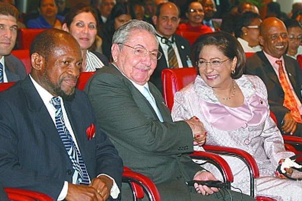 St. Kitts and Nevis Calls On the United States to End Economic Embargo against Cuba