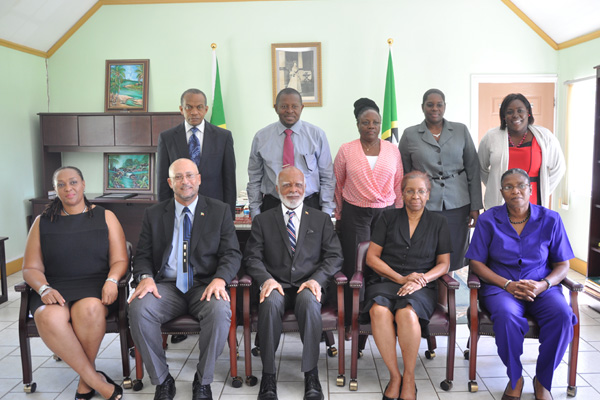CARICOM discusses strategic plans 2014 – 2018 with SKN