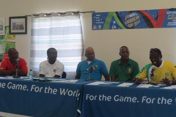 Teams Ready For Caribbean Cup