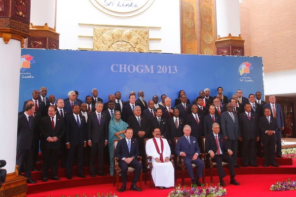 PM Douglas among Heads of Government at CHOGM 22