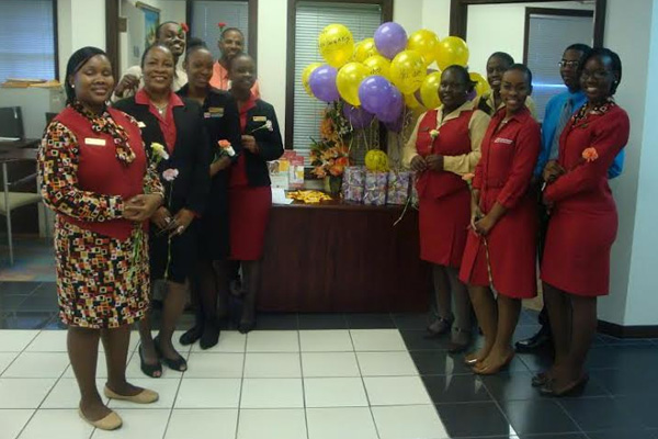 CIBC FirstCaribbean toasts staff on Employee Appreciation Day