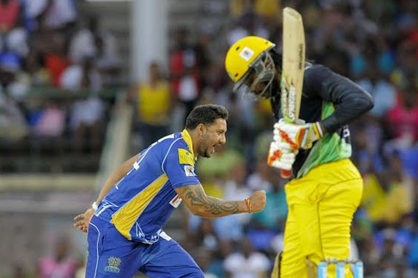 Tridents whip Tallawahs to clinch spot in CPL final at Warner Park