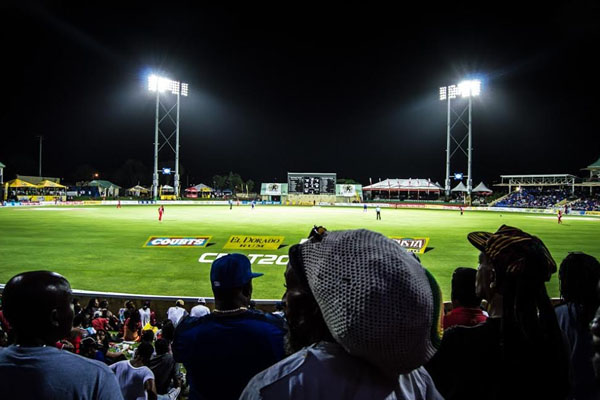 """CPL votes St. Kitts' Warner Park as """"The Best"""""""