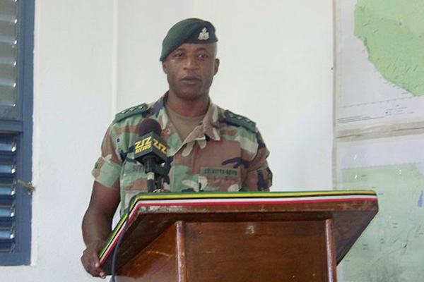 Security Forces warn against Camouflage clothing