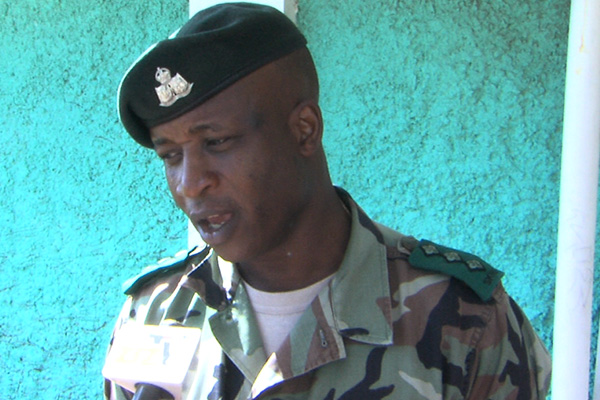 Defence Force seizes drugs