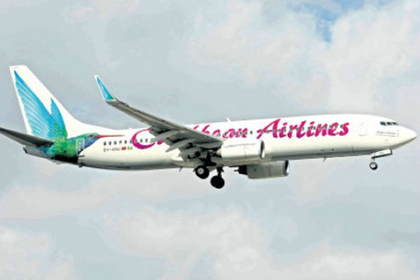 Trinidad suspends Caribbean Airlines pilots to investigate near aircraft collision in US