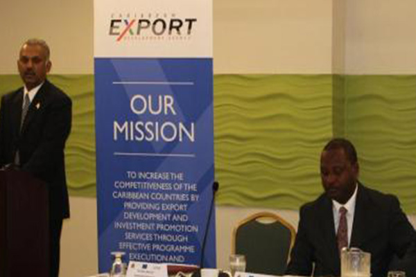 Caribbean Export hosts meeting of ministers responsible for financial services