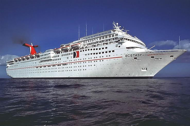 Search off The Bahamas for Woman Who Jumped off Cruise Ship