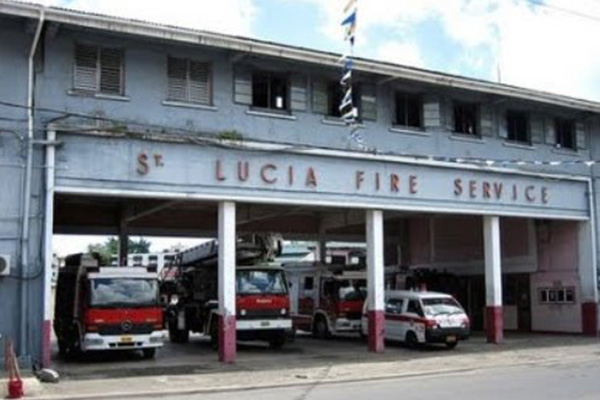 St Lucia fire service workers plan protest action