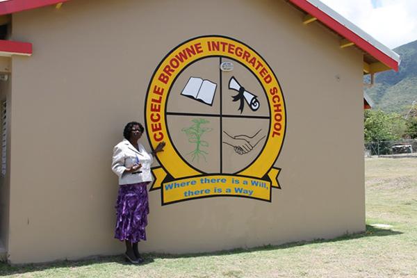 Special Education pioneer Cecele Thompson-Browne honoured on Nevis