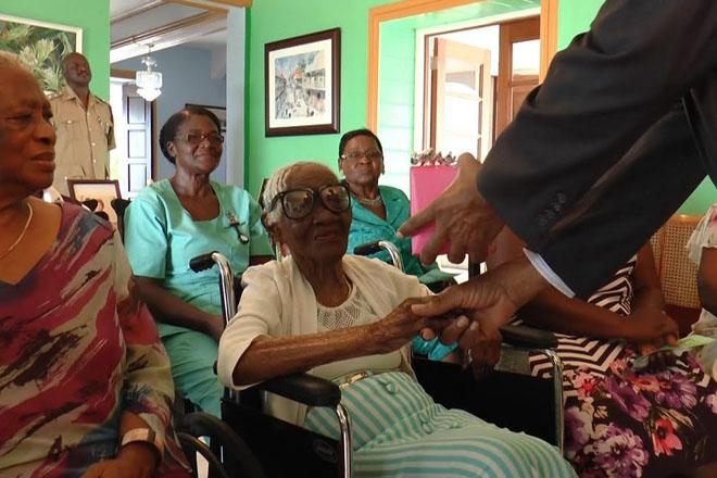 Centenarians Day