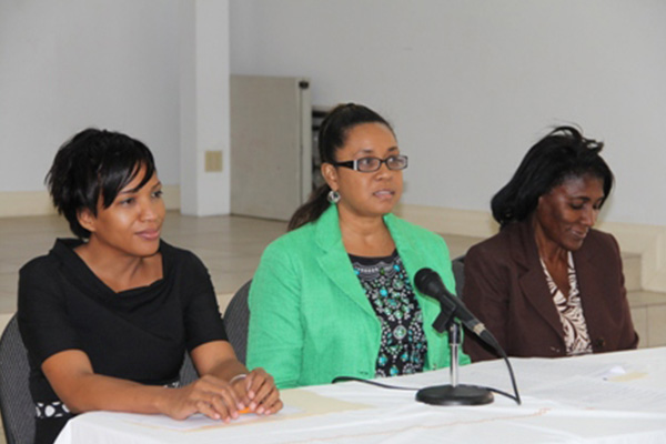 Health Official pleased Nevis included in cervical cancer research