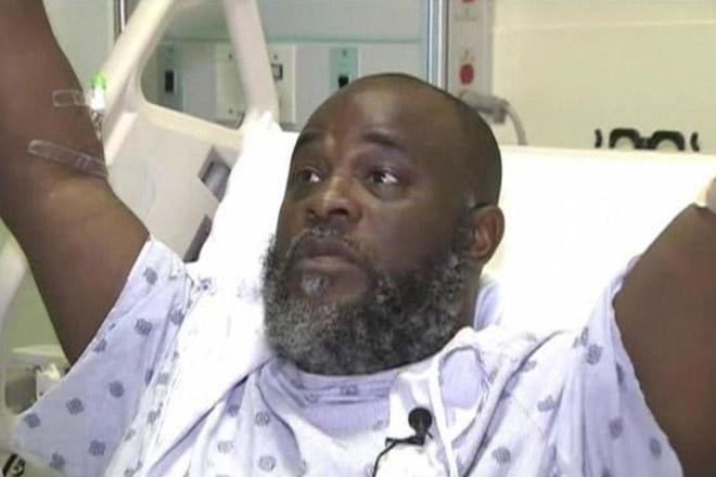 Florida policeman shoots autistic man's unarmed black therapist in Miami