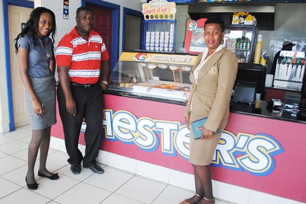 Chester's Chicken franchise: Development Bank lends support to local entrepreneur