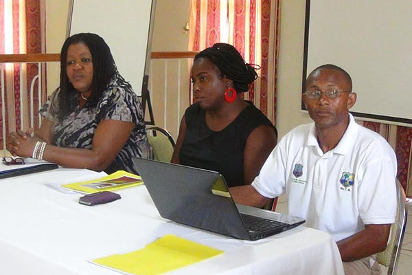 WICB/UNICEF Host Child Protection Seminar