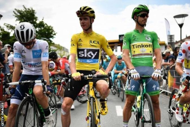 Tour de France: More than 3,750 tests for technological fraud – none positive
