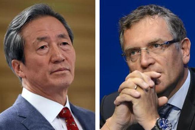 Chung vows legal action against FIFA ban