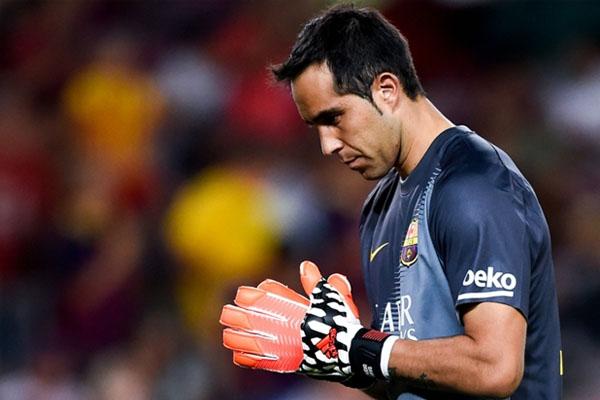 Bravo! Barcelona goalkeeper sets new La Liga record