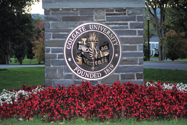 Colgate College contributes to youth empowerment