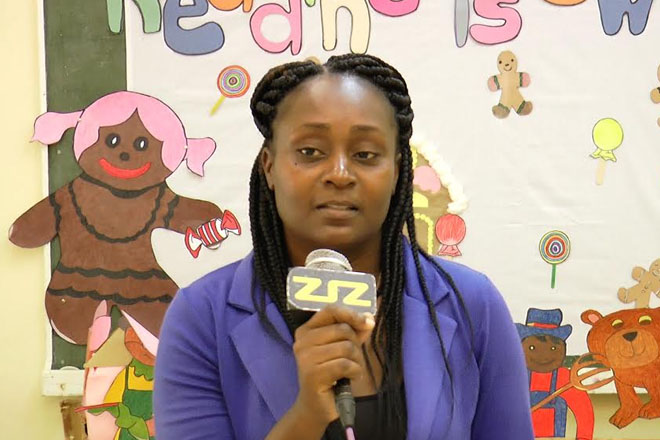 Cotton Thomas Comprehensive School Reading Week