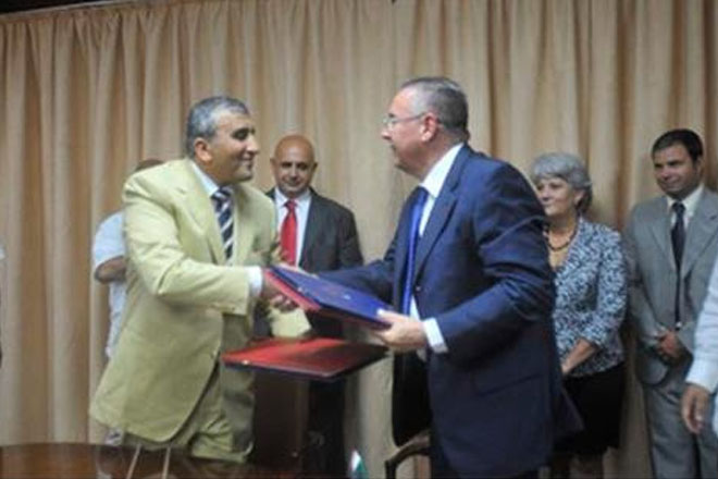 Cuba and Kuwait sign energy agreement