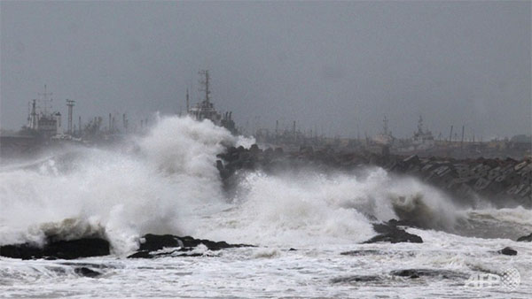 Deadly Cyclone affects one dayer