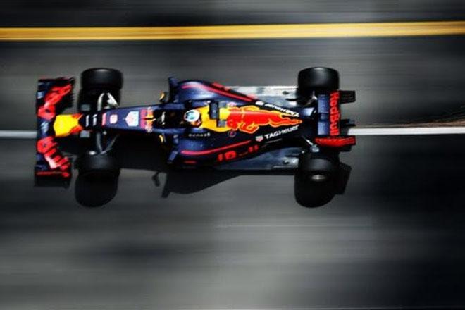Monaco Grand Prix: Daniel Ricciardo sets superb practice pace