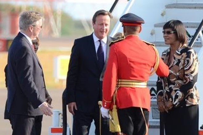 British PM announces US$544m development package for Caribbean